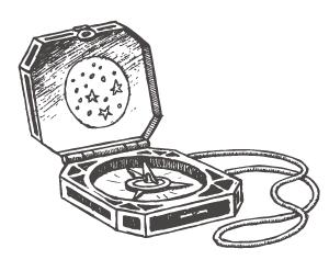 Jack Sparrows Compass