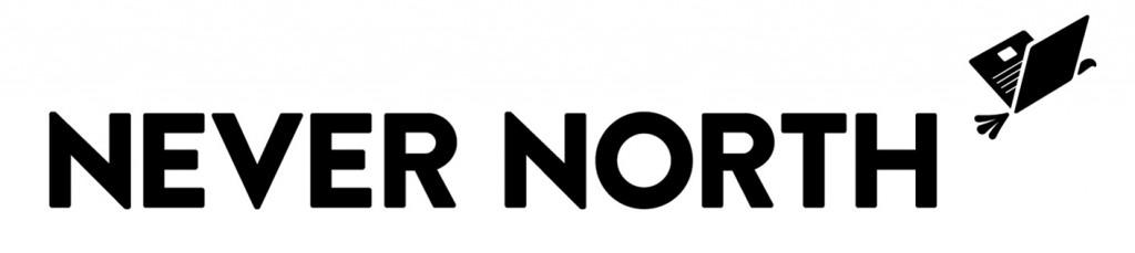 Final Never North logo