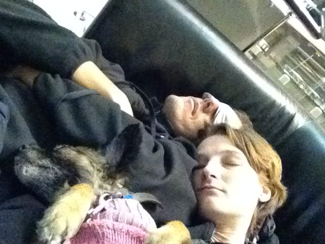 never-north-airport-sleeping