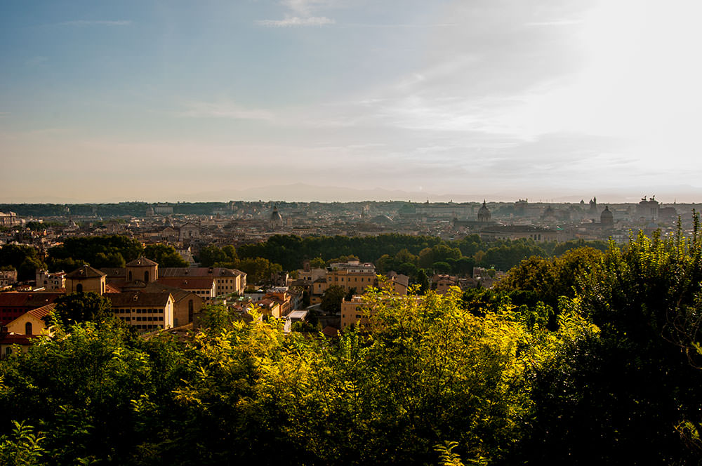 never-north-rome-view
