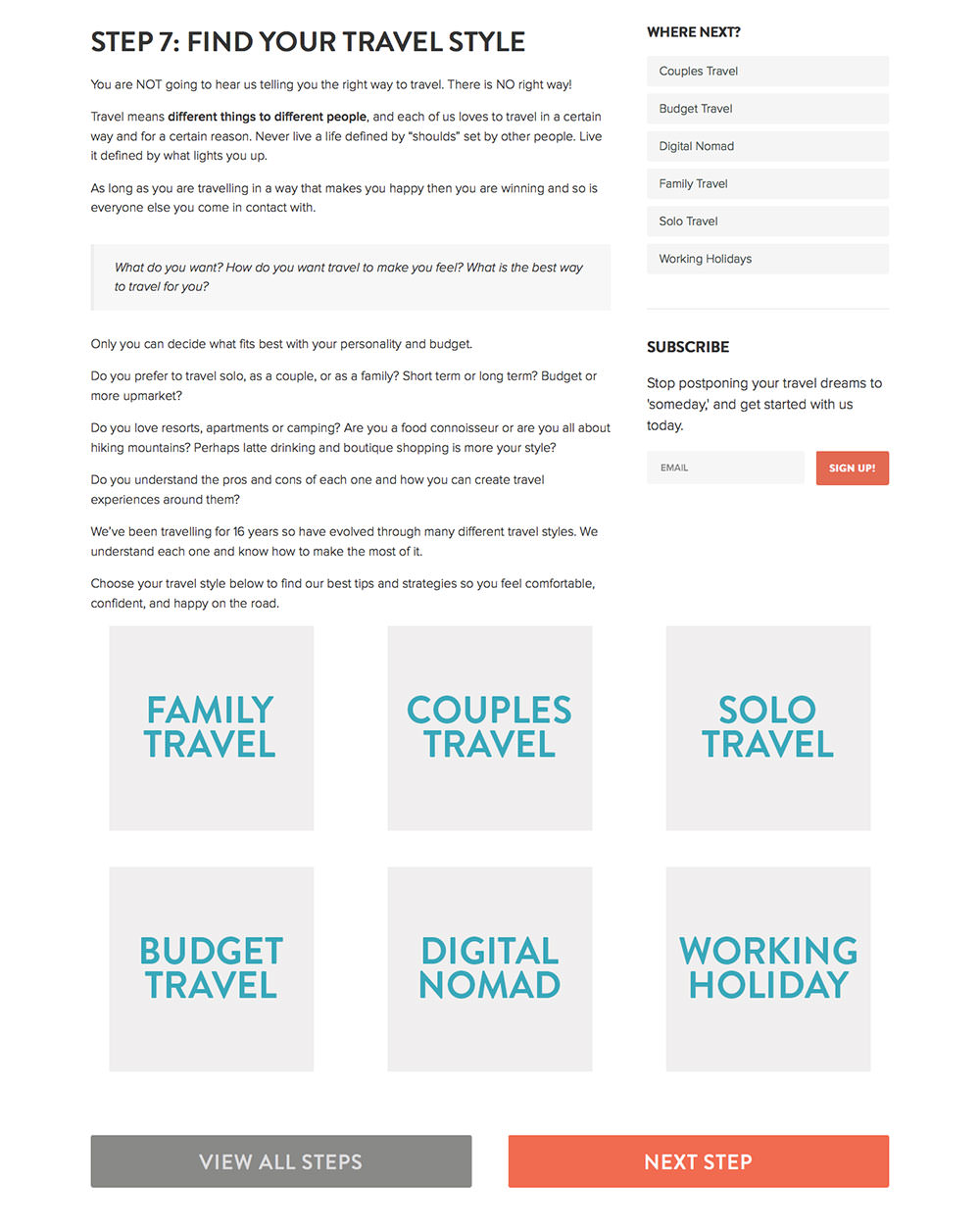 ytravel-landing-page-design-creative-strategy