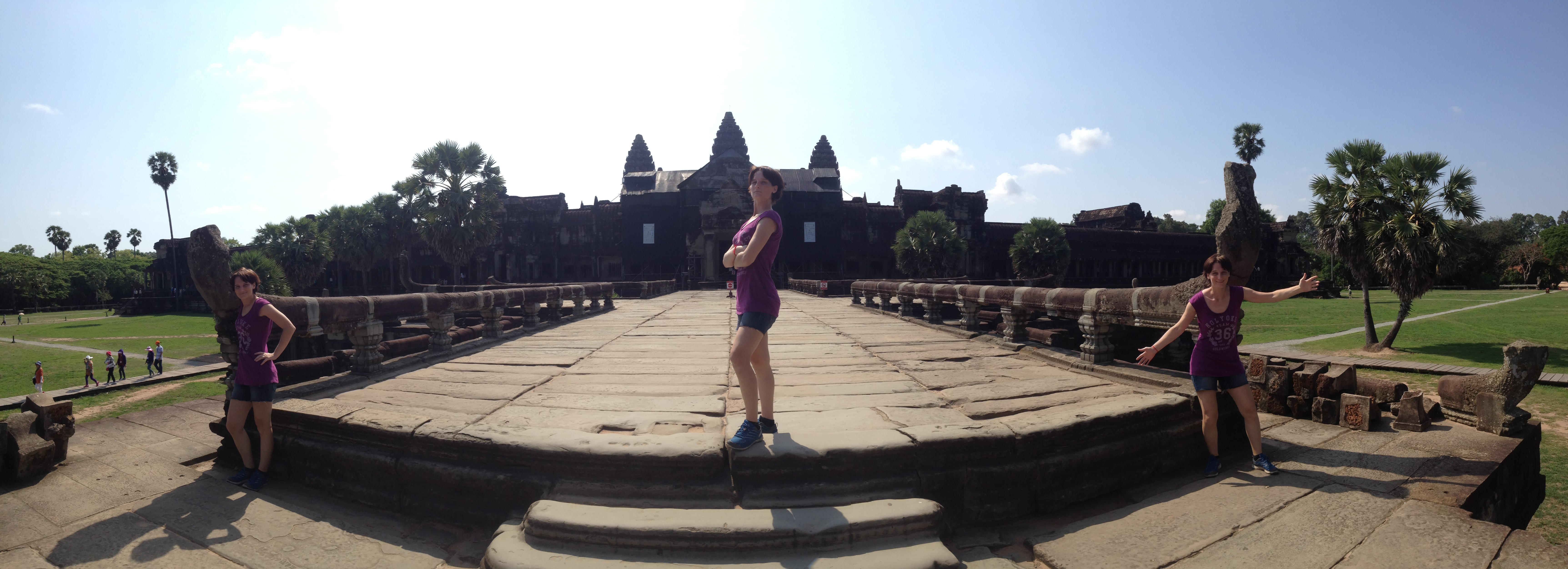 Taking a long week-end getaway to explore Siam Reap and visit Angkor Wat. #freedom